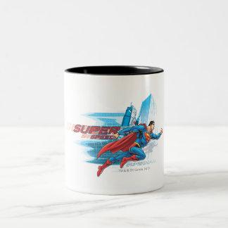 Velocidad estupenda taza de café
