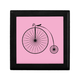 Velocipede Jewelry Box
