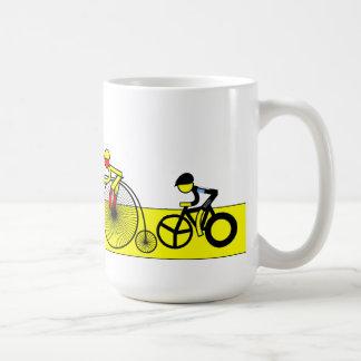 Velocipede Mugs
