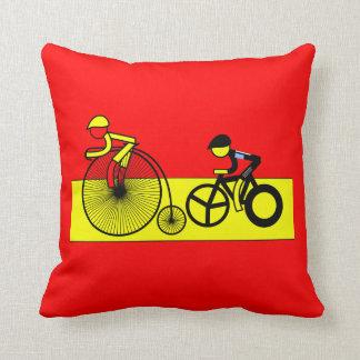 Velocipede Pillows