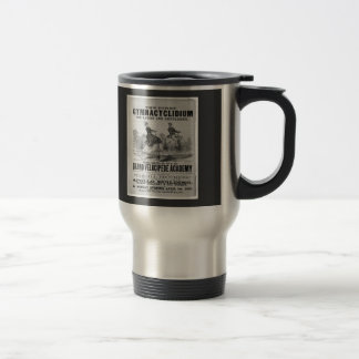 Velocipede Travel Mug