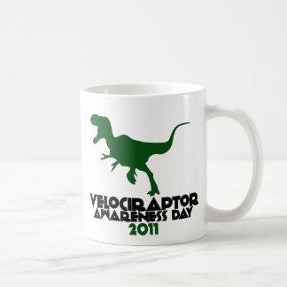 Velociraptor Awareness day 2011 Coffee Mug