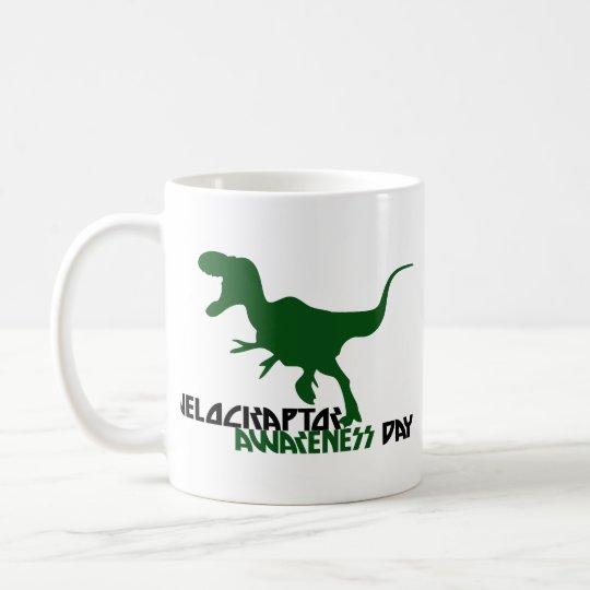 Velociraptor Awareness Day Coffee Mug