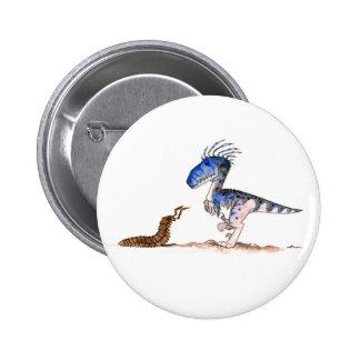 Velociraptor Button