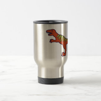 VELOCIRAPTOR coffee cup