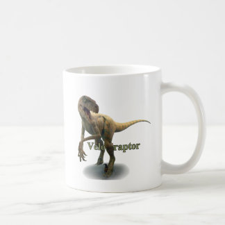 Velociraptor Coffee Mug