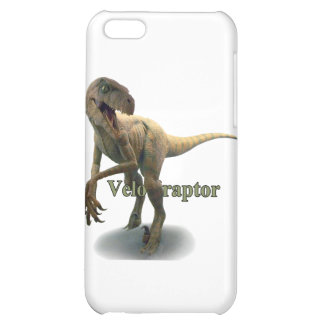 Velociraptor Cover For iPhone 5C