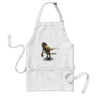 Velociraptor Delantal