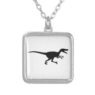 Velociraptor Dinosaur Necklaces
