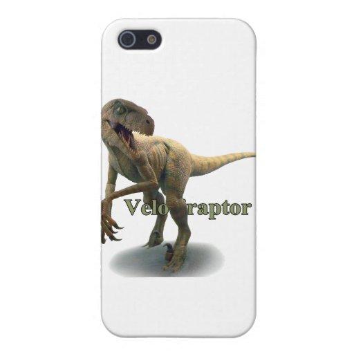 Velociraptor iPhone 5 Cobertura