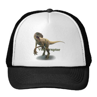 Velociraptor Trucker Hat