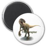 Velociraptor Iman De Nevera