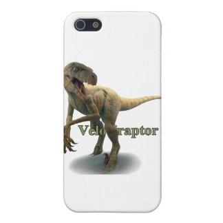 Velociraptor iPhone 5 Fundas