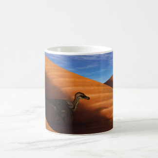 Velociraptor mongoliensis Mug