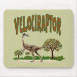 Velociraptor Mouse Pad