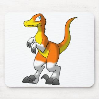 Velociraptor Pre-hecho - pastillas de caramelo - Mouse Pads
