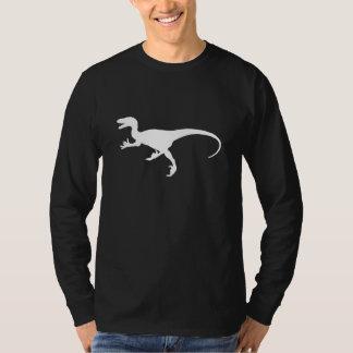 Velociraptor Silhouette Shirt