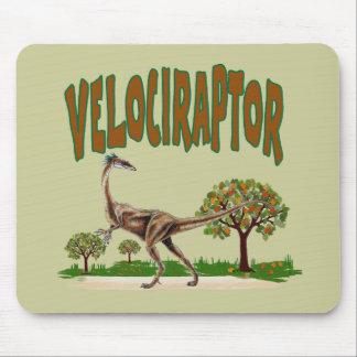Velociraptor Alfombrilla De Raton