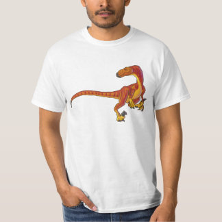 Velociraptor, The High Velocity Predator.Version 2 T-shirt