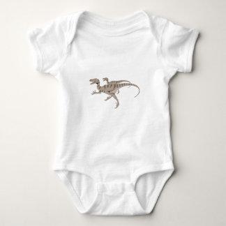 velociraptoren baby bodysuit
