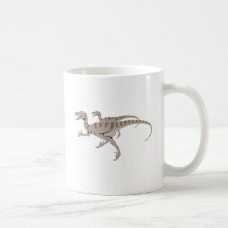 velociraptoren coffee mug