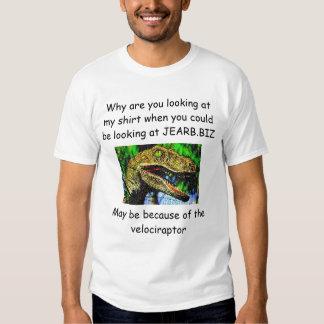 Velociraptors are Sweet Shirt