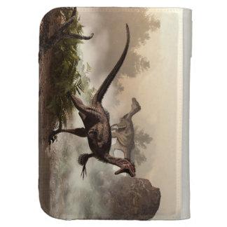Velociraptors Kindle Keyboard Covers