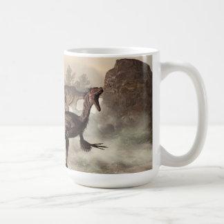 Velociraptors Coffee Mug