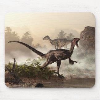 Velociraptors Tapetes De Raton