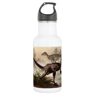 Velociraptors Water Bottle