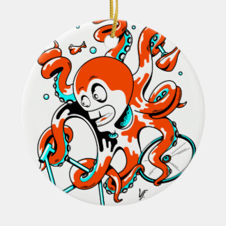 velOcto Christmas Tree Ornament