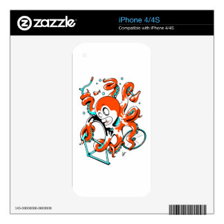 velOcto Decal For The iPhone 4