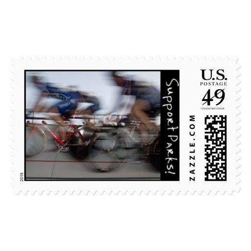 Velodrome Stamps