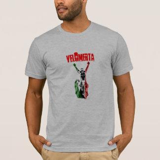 velomerta Italian Flag T-Shirt