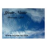 Velos en el cielo tarjeta personal