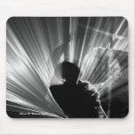 Velox Music #2 Sabattier Mouse Pad