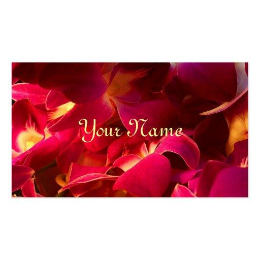 Velvet Business Card Template