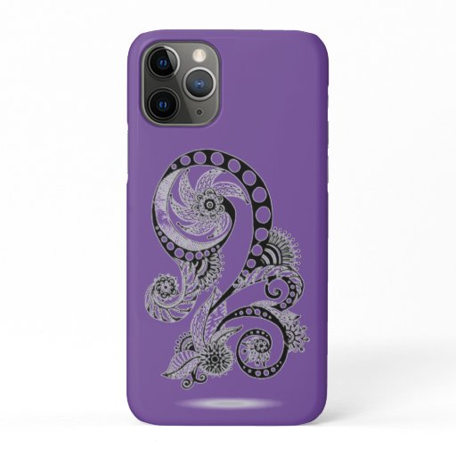 Velvet iPhone 11 Pro Case