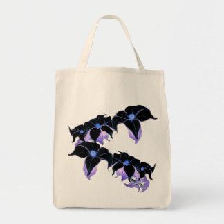 Velvet Dogwoods Series Tote Bag