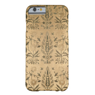 Velvet floor spread, Moghul, Shah Jahan period, 16 Barely There iPhone 6 Case