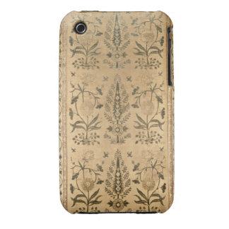 Velvet floor spread, Moghul, Shah Jahan period, 16 iPhone 3 Case