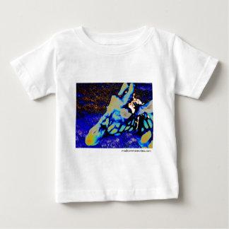 Velvet Giraffe Baby T-Shirt