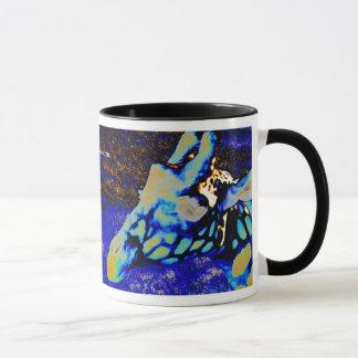 Velvet Giraffe Mug