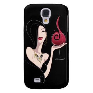 Velvet iphone 3 samsung s4 case