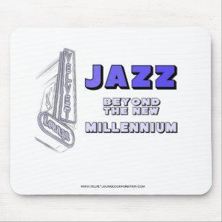 Velvet Lounge Jazz Mouse Pad