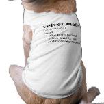 VELVET MAFIA PET TSHIRT
