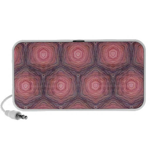 velvet pattern,peach notebook speakers