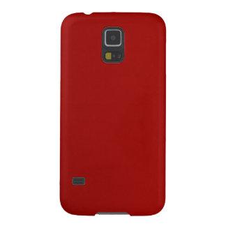 Velvet Red Case For Galaxy S5