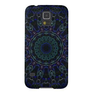 Velvet Roses No. 3 Kaleidoscope Galaxy S5 Case