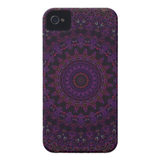 Velvet Roses Purple No 6 iPhone 4 Covers